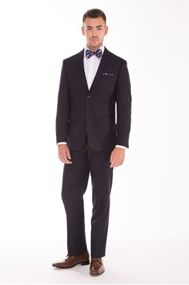 Navy Suit, Navy, Navy Blue, Blue, Suits, Wedding Suits, Weddings, 3 Piece Suit