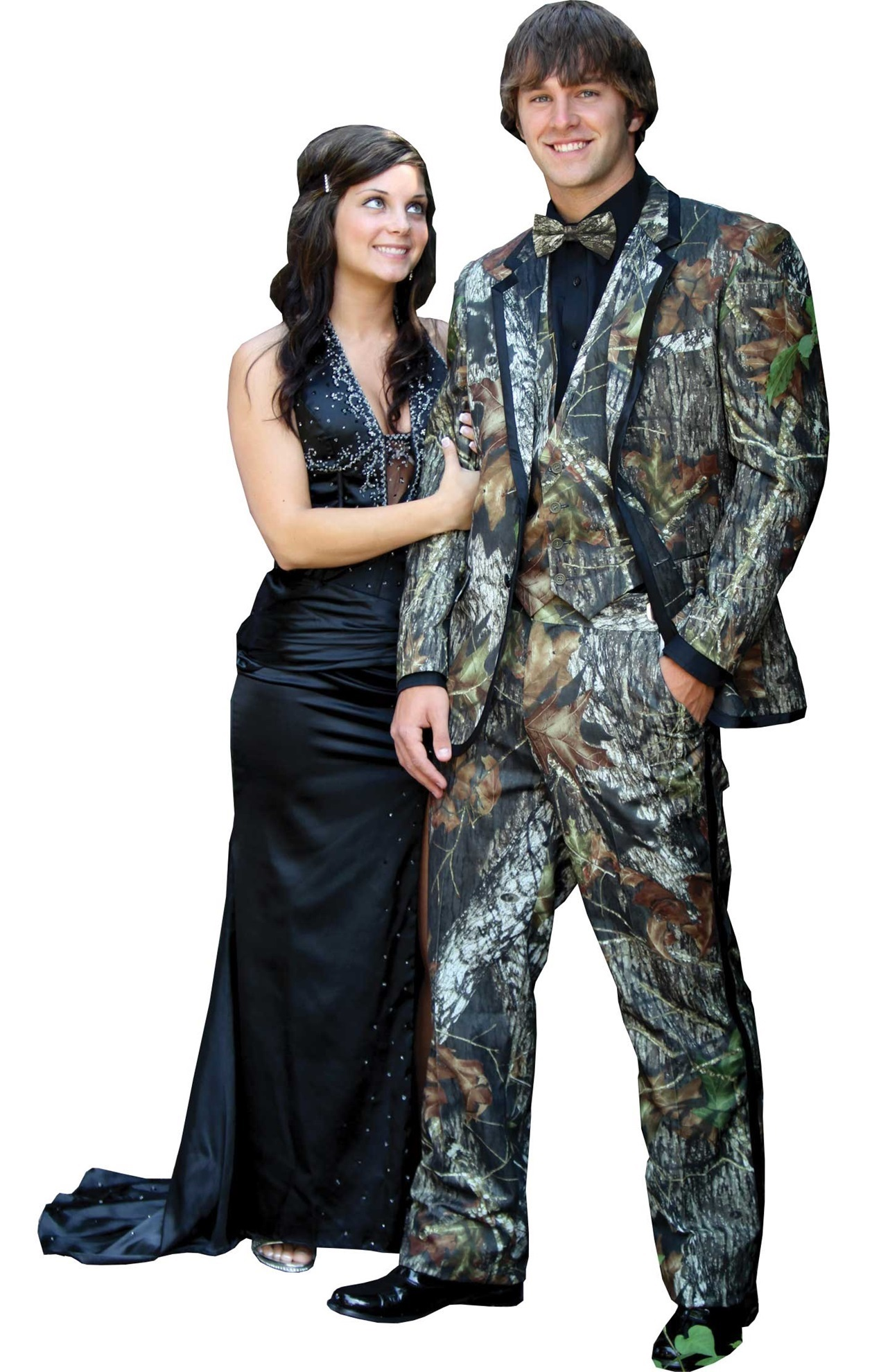 Mossy Oak New Break-Up Alpine Formal Tuxedo