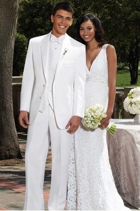 White Essentials Tuxedo