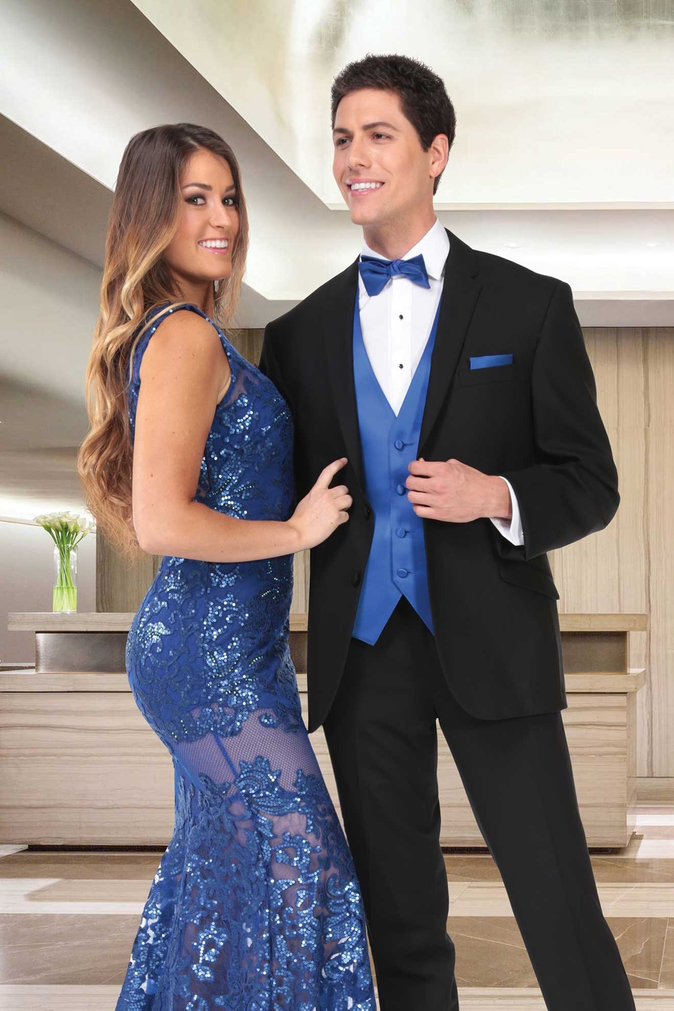 Matching Prom Dresses and Tuxedos – Fashion dresses